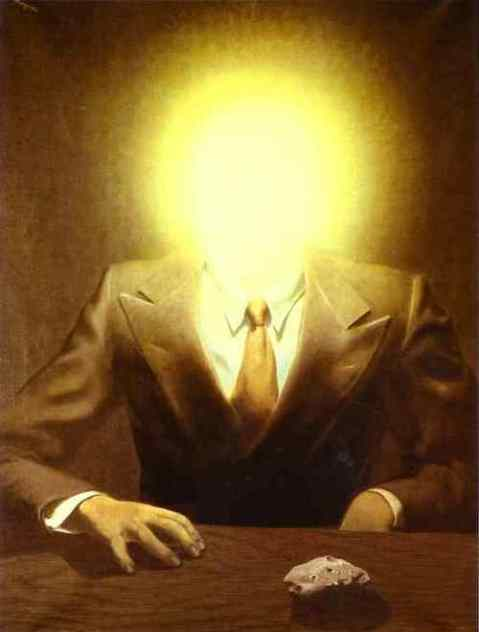 The Pleasure Principal by Magritte