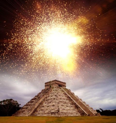 2012 mayan pyramid