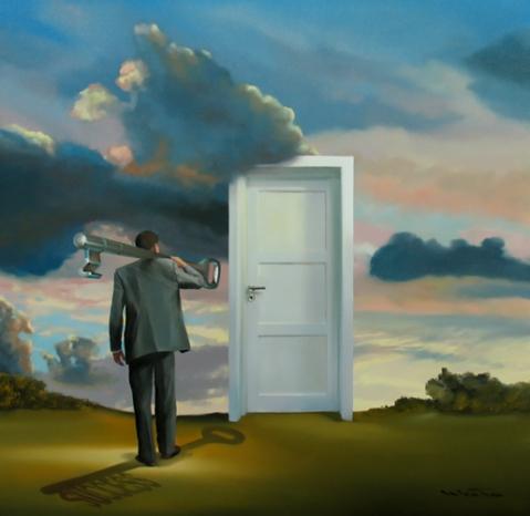 surrealism, art, Rene Schute, site credit: /www.reneschute.de
