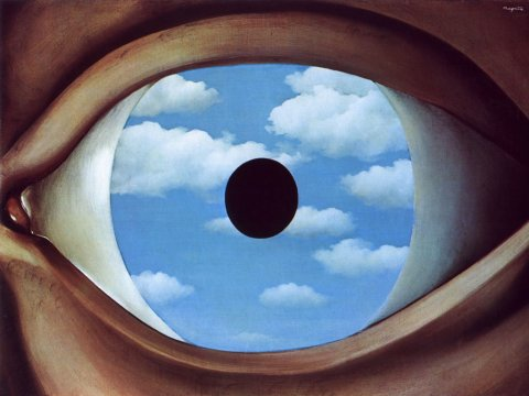 the-false-mirror- magritet