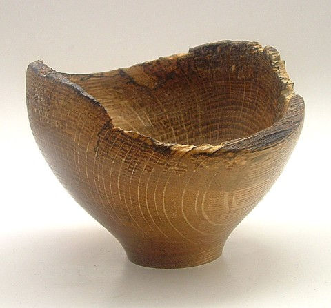 rural oak bowl by holzfurhaus via etsy