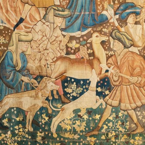 devonshire_hunting_tapestry-deer_hunt_detail, site credit: http://www.vam.ac.uk/content/articles/d/devonshire-hunting-tapestries/