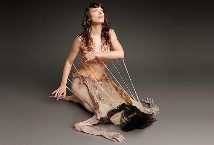Transformation, art, Taylor James, human metamorphosis, site credit: http://www.mymodernmet.com/profiles/blogs/human-metamorphosis-15-pics