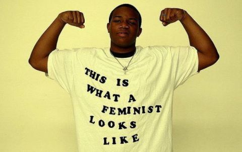 unity, this is what a feminist looks like,