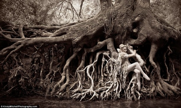 getting grounded, roots, art, nudes, kristy mitchell, photography, art
