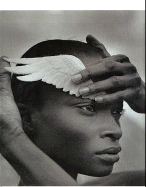 debra shaw, black woman, magical, http://giokathleen.blogspot.com/2012/01/debra-shaw.html